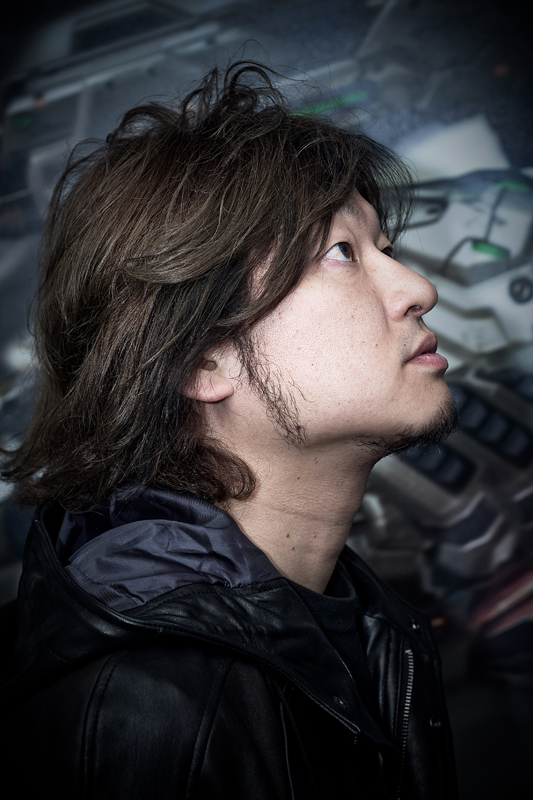 Atsushi Inaba of Platinum Games. Why wouldn't we want more portraits of him?